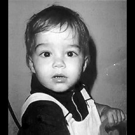 Ricky Martin child