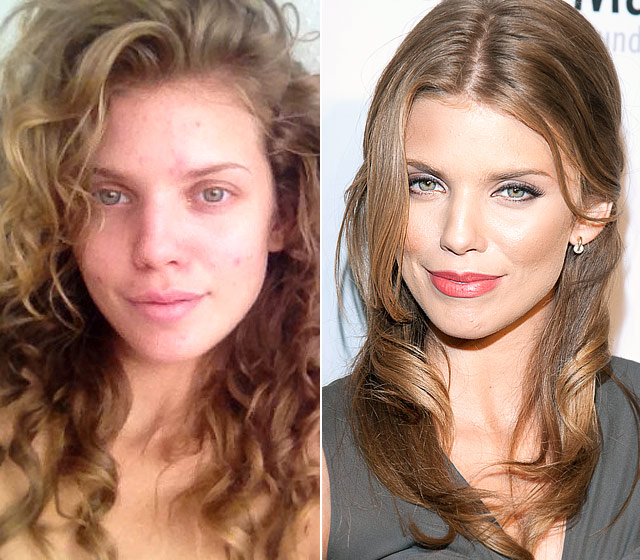 annalynne-mccord make up